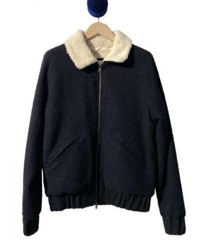 Moreda Black Wool Jacket LA...