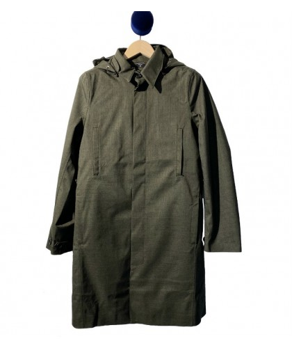 Imperméable Single Breasted Vert Militaire NORWEGIAN RAIN