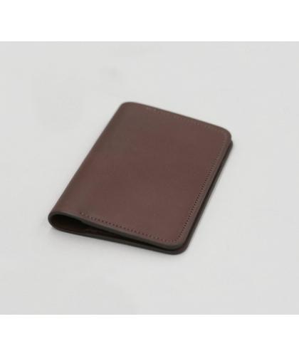 Etui Passeport Chocolat Baranil LAPERRUQUE