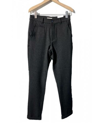 Charcoal Recycled Chino...