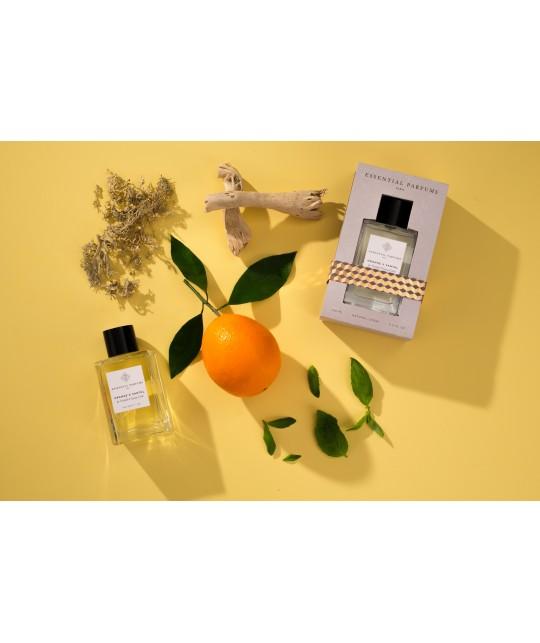 Parfum Orange x Santal 10ml ESSENTIAL PARFUMS