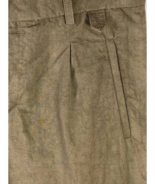 Pantalon Paul Gabardine Mud ABCL