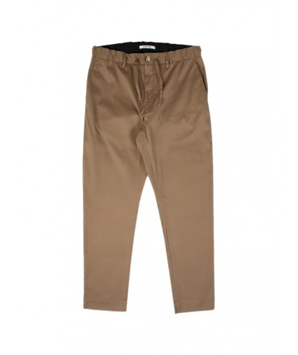 Pantalon Inverness Stretch Twill Sable KESTIN