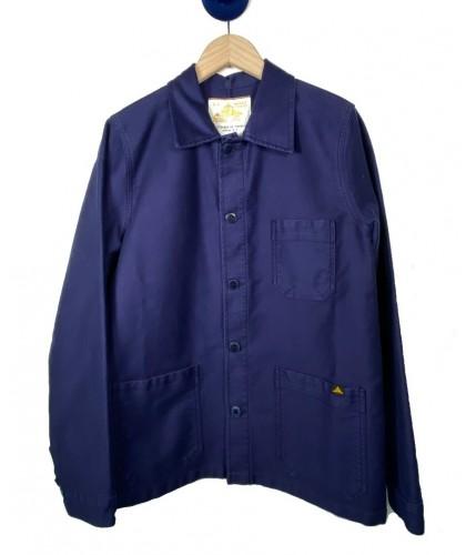 Blue Moleskine Chore Jacket...