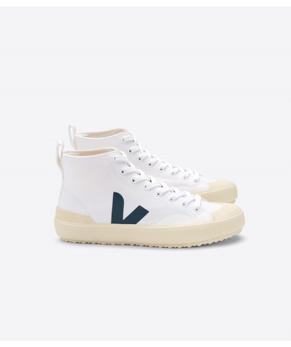 Nova Canvas White California Butter Sole VEJA
